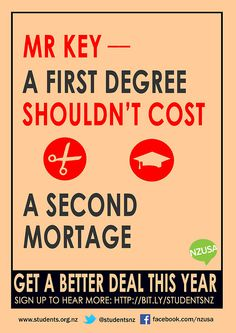 NZUSA Poster One Degree, Politics, Signs, Best Deals, Poster, Shop Signs, Billboard, Sign