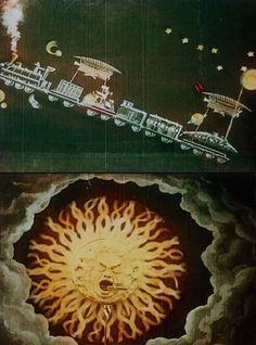 3_The Impossible Voyage (1904, dir. Georges Méliès)