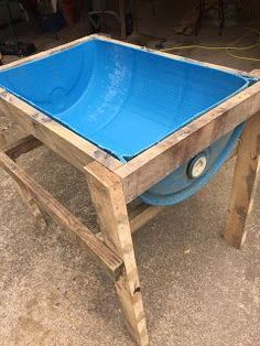 Raised Garden Boxes Made From Pallets --- #pallets