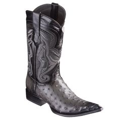 Wardrobe Images, Ostrich Boots, Unique Boots, Black Cowboy Boots, Boots Store, Goodyear Welt, Boot Shop, Boots Online, Chihuahua
