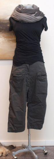 rundholz - Shirt Kurzarm black - Sommer 2014 - stilecht - mode für frauen mit format...