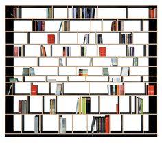 Roma 5 design store: Βιβλιοθήκες