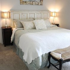 Bedroom Cottage Decor