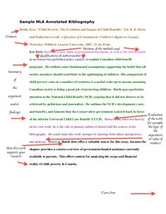 Sample APA Annotated Bibliography Nursing School Pinterest Teacher