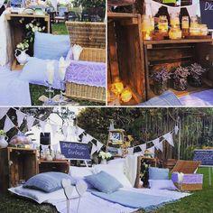 Stunning Wedding Picnic Demo  Dial-a-Picnic Durban KwaZulu Natal  #weddingpicnic #picnicsetup #durbanpicnic #dialapicnic #picnic www.dialapicnic.co.za Wedding Picnic, Kwazulu Natal, Fun Events, Patio, Outdoor Decor, Nature, Instagram, Home Decor, Yard
