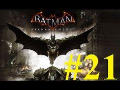 Batman Arkham Knight Gameplay ITA Walkthrough #21 [FULLHD]