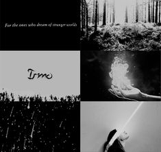 Irmo the younger is the master of visions and dreams. In Lórien are his gardens in the land of the Valar, and they are the fairest of all places in the world, filled with many spirits.