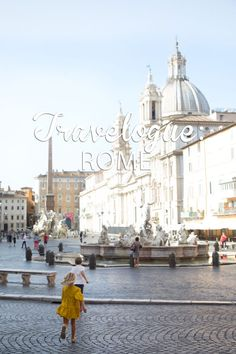 Travelogue: Return to Rome - Hither & Thither Family Vacation Destinations, Travel Destinations, Travel Tips, Travel Ideas, Rome Travel, Italy Travel, Italy Trip, Swimming Pool Designs, Travelogue