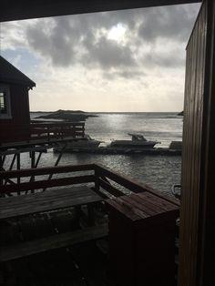 Rorbuer in Å, Lofoten Islands