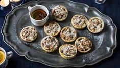 Mary Berry's mince pies - Mary Berry's mince pies recipe – BBC Food - Mary Berry Mince Pies, Fruit Mince Pies, Mince Meat, Mary Berry Jam Tarts, British Baking, British Bake Off, Pie Recipes, Baking Recipes, Mary Berry Christmas