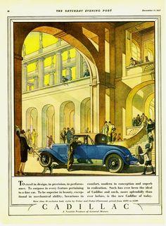 1927 Cadillac