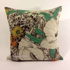 SALE 30 OFF 16x16 TO 18x18 Decorative Pillow Cover by NoraQuinonez