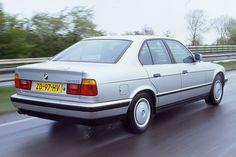 Foto's van de BMW 525i (E34) Bmw 520i, Suv Bmw, Bmw E34, Bmw Cars, Bentley Exp 10, Ford Probe, German Police, Bmw Classic, Bmw 5 Series