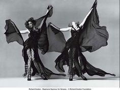 Richard Avedon again