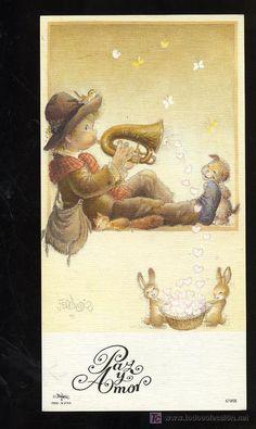 Detalle de la imagen de -FELICITACION NAVIDAD FERRANDIZ (Postales - Navidad)