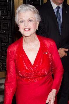 Angela Lansbury Age 87
