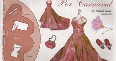Doll Patterns, Pillow Patterns, Textiles, Barbie Clothes, Poppies, Formal Dresses, Crochet, Blog, Fashion