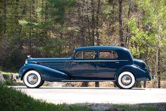 1936 Cadillac V16 Town Sedan
