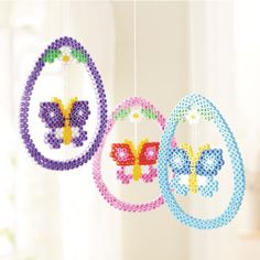 Ironing beads Easter Ironing beads Easter - Easter motifs from iron . - Ironing beads Easter Ironing beads Easter – Easter motifs made of iron beads ♥ ca - Perler Bead Templates, Diy Perler Beads, Perler Patterns, Pearler Beads, Fuse Beads, Quilt Patterns, Hama Beads Design, Iron Beads, Melting Beads