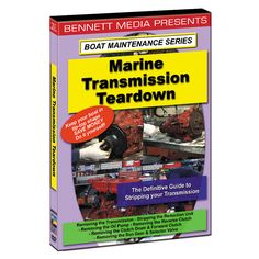 Bennett DVD - Marine Transmission Teardown