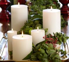 Below are the Christmas Candles Decoration Ideas. This post about Christmas Candles Decoration Ideas was posted under the Home Design … Christmas Candle Decorations, Christmas Arrangements, Holiday Centerpieces, Candle Centerpieces, Christmas Candles, Centerpiece Decorations, Pillar Candles, Ideas Candles, Mirror Centerpiece