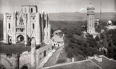 La ciutat del segon terç del segle XX vista a través de les imatges de Zerkowitz