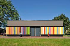"Guardería ""Kekec"" / Kindergarten ""Kekec"" - Archkids. Arquitectura para niños. Architecture for kids. Architecture for children."