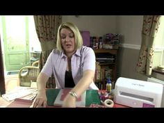 Sara Davies from Crafter's Companion demonstrates how to create a double fronted gatefold card using the Create a Card Dies. Card Making Tutorials, Card Making Techniques, Making Ideas, Fancy Fold Cards, Folded Cards, Gemini Die Cutting Machine, Crafters Companion Gemini, Crafters Companion Christmas Cards, Stepper Cards