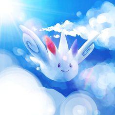 doodle of togekiss - Shuppieのイラスト - pixiv Pokemon Fairy, All Pokemon, Pokemon Stuff, Pokemon Sketch, Types Of Fairies, Pokemon Pictures, Charizard, Manga Games, All Art