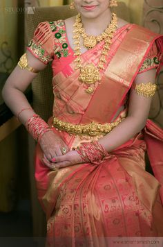 wedding weddingideas bride indianwedding wedmantra indianjewellery jewellery sareeideas orange gold silk kanchipuram saree bridalsaree brides rings bangles jhumkhas weddinginspitation goldjewellery sareedesign colourideas weddingvows weddingdress bridalwear weddingdetailshot bridalideas weddingwear weddingphotography photographyideas studioa amarramesh
