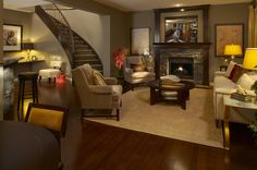 Front Living Room   WestView Builders   Montrose Calgary   Showhome New Community, Dundee, Mountain View, Calgary, Living Room, Design, Home Decor, Homemade Home Decor