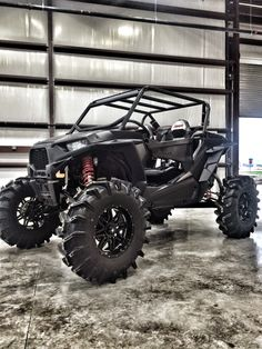 Woods Cycle Country Customs just released a couple more one off RZR XP 1K into the wild. #WC3 #WoodsCycleCountry