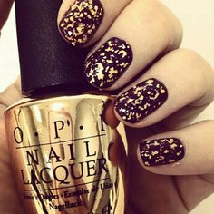 Gold Crackle