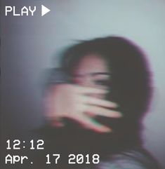 M O O N V E I N S 1 0 1 #vhs #aesthetic #blur #girl #hand #fast #glitch If you want a vhs edit please message me the following: -A picture (which you want to be edited) -A time and date -A certain quote/name (optional)
