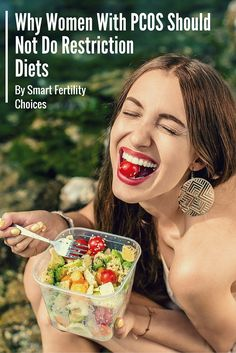 Why women with PCOS should not do restriction diets
