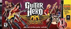 Guitar Hero Aerosmith Wireless Bundle - Playstation 3