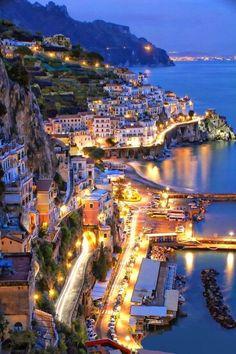 Amalfi coast -Italy