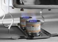 COMBUSTIBIL SOLID PENTRU CHAFING DISH- PRODUS PROFESIONAL HORECA  Combustibil Solid Chafing Dish 'Blaze' conserva 'Blue Blaze B-B100', derivat din etanol, timp de ardere: ± 2.5 ore per conserva, arde fara funingine si fara miros,  unitate de comanda 72 bucati, 200 g Chafing Dishes, Espresso Machine, Coffee Maker, Kitchen Appliances, Ethanol Fuel, Espresso Coffee Machine, Coffee Maker Machine, Diy Kitchen Appliances, Coffee Percolator