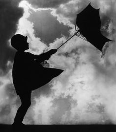 Wind folding your umbrella...uughh! Such an awful sensation, like a small rage on the hands to me. #feel #travel