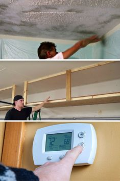 22 DIY Hacks Every Homeowner Should Know is part of diy-home-decor - Owning a home is an expensive commitment of time and energy Here are a few DIY hacks that will make your life easier and your home more functional Diy Hacks, Home Hacks, Do It Yourself Design, Do It Yourself Home, 1000 Lifehacks, Idee Diy, Home Repairs, Mason Jar Diy, Diy Home Improvement
