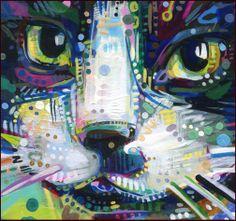 peintures de chats  by Gwenn Seemel