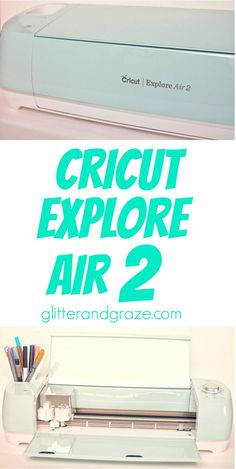 cricut explore air 2. My overview of the machine and cheapest products to buy for it