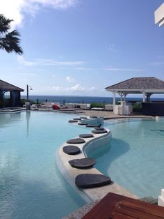 La Toubana #Hotel & #Spa en Guadeloupe #GrandeTerre #SwimmingPool #View #VisitGuadeloupe #GuadeloupeIslands