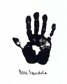 Nelson Mandela. Self-Portrait.