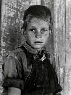 12-year old son of a cotton sharecropper, Cleveland, Mississippi, 1937, a photo by Dorothea Lange via vintagechampagnefever
