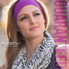 Bolder Band Headbands have come out with some new items, like the Zebra scarf, so cute with any outfit!