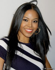 Amerie with very straight hair #fdBFW *and this is why people are IMPORTANT! Are you now NOT on a mission to discover a #bdBFW, and a #dBFW? They could be out there.