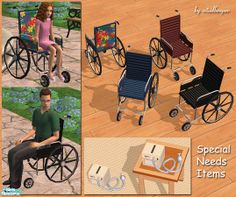 TSR Archive's Special Needs Items