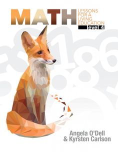 Math Lessons for a Living Education: Level 4 is a Charlotte Mason style math curriculum available at Master Books. The Level 4 scope and sequence includes new fraction concepts, metric units of measurement, basic geometry, and averaging.