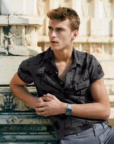 Clement Chabernaud for J.Crew Summer 2014